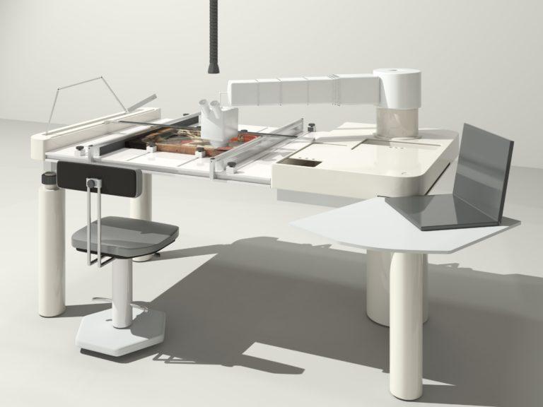 Реставрационный стол
